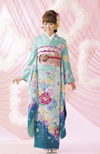 日本和服手工制作